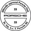 Officially approved Porsche Club 33